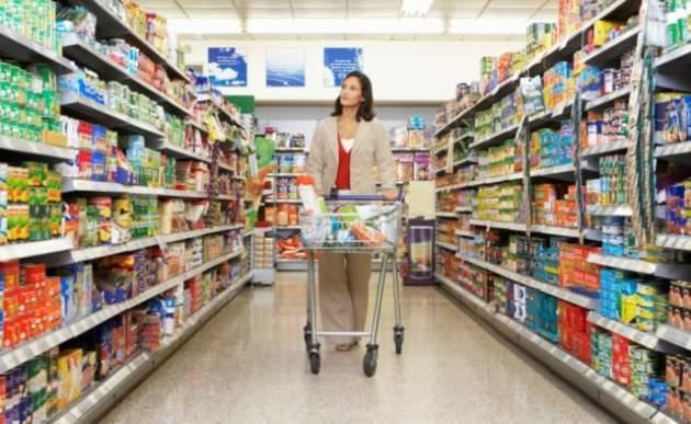 Ценник с ошибкой в харьковском супермаркете развеселил сеть. Фото