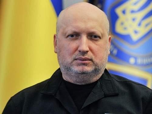 Турчинов подал в отставку с поста секретаря СНБО