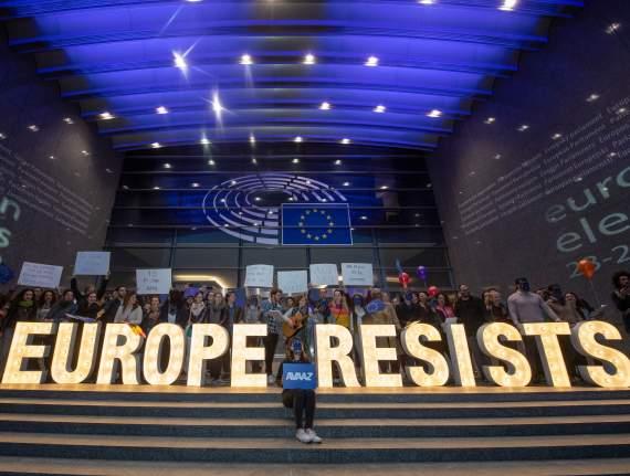 Мы сделали это – Европа не сдаётся! – Как нужно бороться с дезинформацией