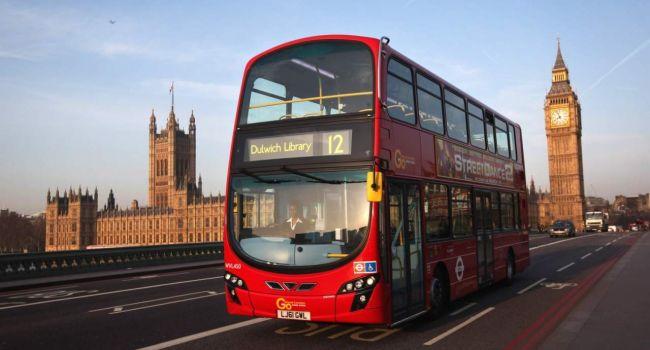 В Лондоне появятся водородные автобусы
