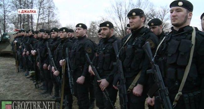 Вашингтон внес спецназ Кадырова в список Магнитского