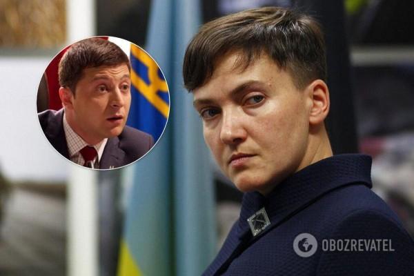Виталий Куприй и Надежда Савченко пытались сорвать заседание