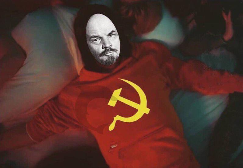 «Всегда живой»: крымские «ватники» предлагают объявить 2020-й «годом Ленина»