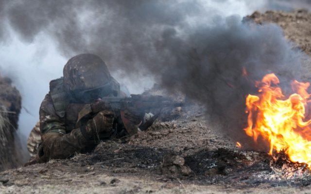 Доба в ООС: окупанти 16 разів відкривали вогонь, в ЗСУ є втрати