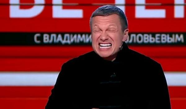"""Владимир Соловьев уволился с """"России-1"""""""