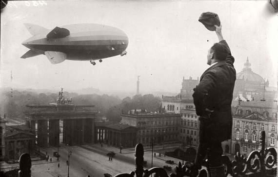 Воздушный «Титаник»: как летали на дирижаблях и почему от этого транспорта отказались