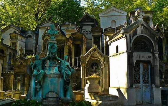 Пер-Лашез: какие тайны хранят самые знаменитые могилы парижского города мертвых