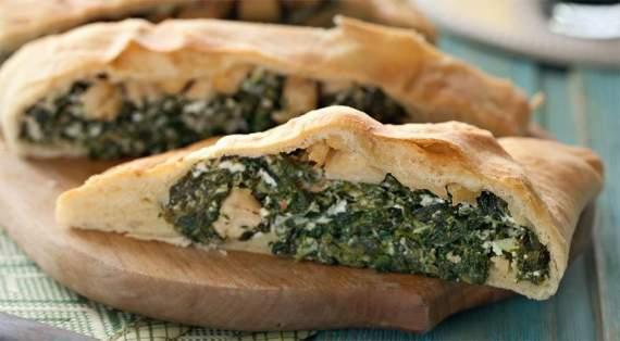 Пицца Кальцоне: сочная начинка и неповторимый вкус