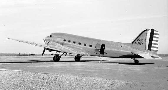 Загадочное исчезновение DC-3 над Майами