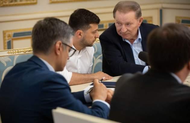ОБСЕ поддержала предложения Кучмы по Донбассу