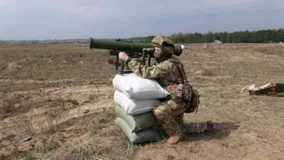 Командування 1 АК окупантів визначило основну мету — нищити українські ПТРК, — ІС