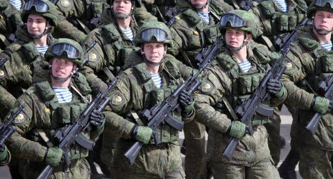 Россия стянула военных, авиацию и другую технику к границе Украины: в Генштабе назвали тревожную цифру