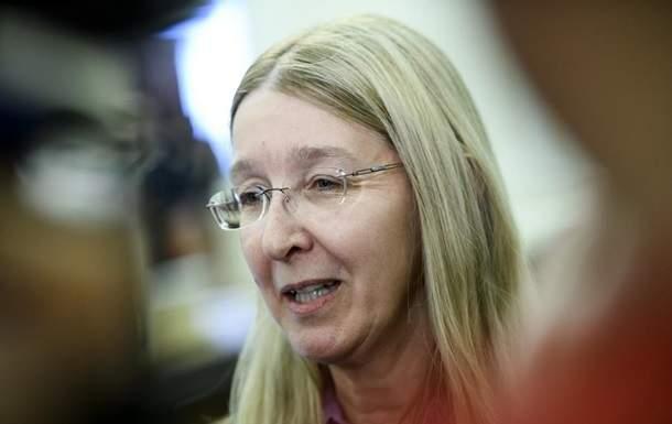 Супрун порекомендовала украинцам питаться дома