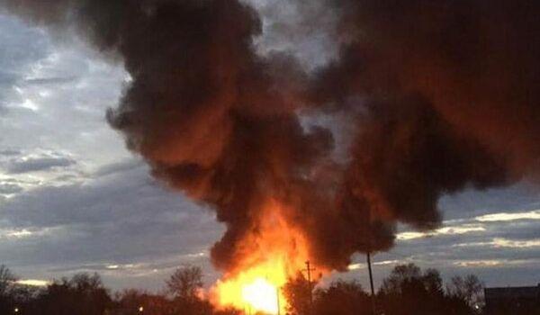 «Такого «горячего» утра не было давно»: Донецк вздрогнул от мощного взрыва