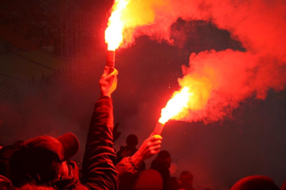 У Портнова большие неприятности: в центре Киева восстание, стягивают полицию