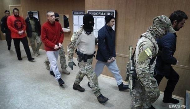 У Путина предъявили Украине наглое условие для освобождения военнопленных моряков