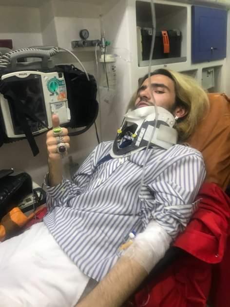 В центре Киева жестоко избили известного стилиста