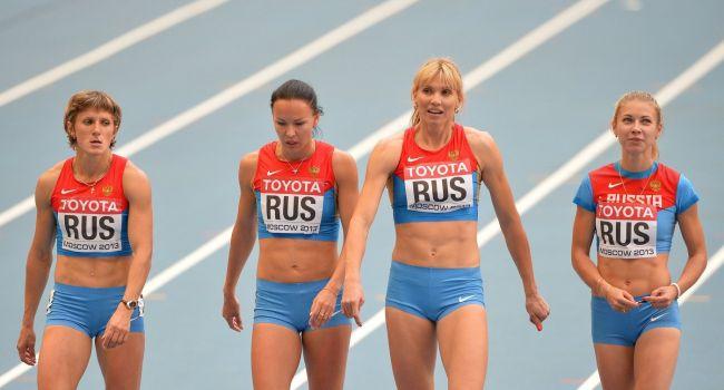 Легкоатлетов из РФ дисквалифицируют одного за другим