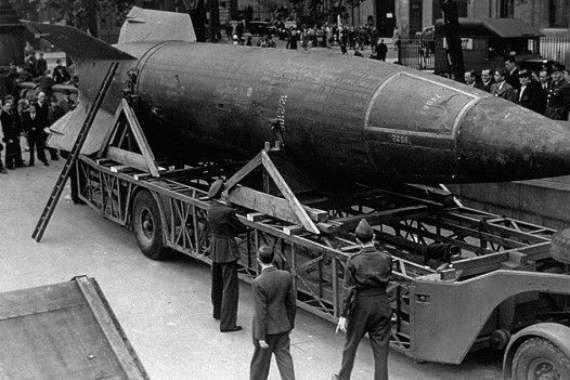 Сколько времени нехватило Гитлеру длясоздания атомной бомбы