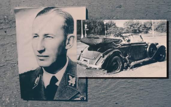 Миллионы за предательство: история уничтожения Рейнхарда Гейдриха