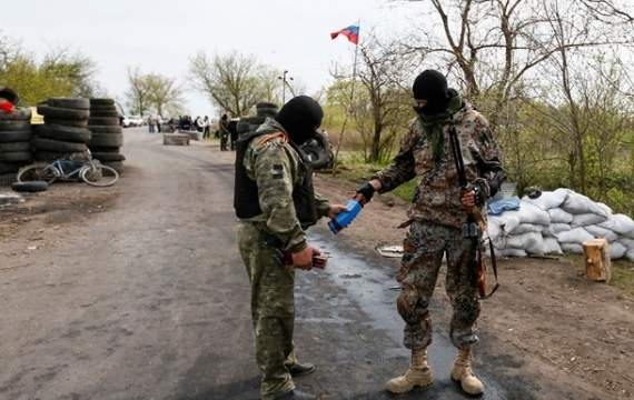Замучила совесть: полицейским сдались два экс-боевика «днр»