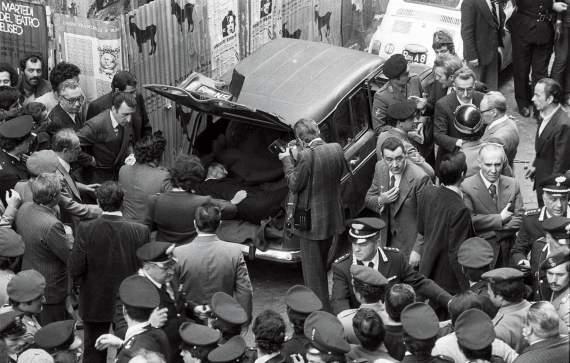 Убийство Альдо Моро: расплата за «исторический компромисс»