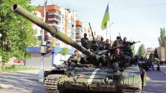 Хроника войны на Донбассе: 5 лет назад освобождены Северодонецк и Попасная