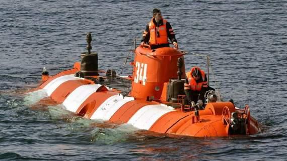 Из-за пожара на глубоководном аппарате погибли 14 российских подводников