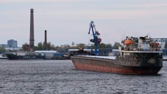 В России арестовали судно с 14 украинцами на борту