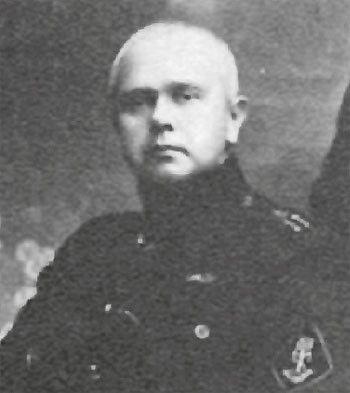 Контр адмирал УНР
