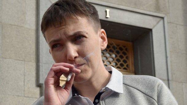 Савченко: несостоявшийся теракт на мосту Метро в Киеве – это был театр одного актера – Авакова