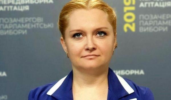 «П…здец полный, ей к психиатру нужно, а не в Верховную Раду!» Кандидат от «Оппоплатформы» назвала войну на Донбассе гражданской