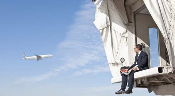 Какое место в самолёте самое безопасное?
