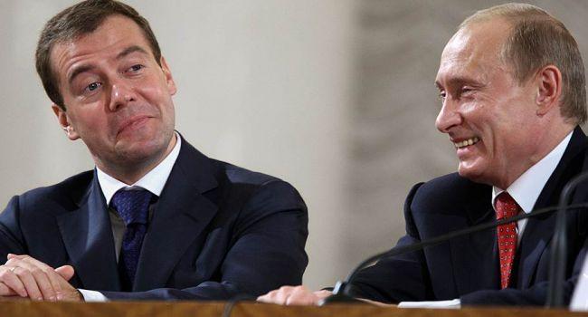 «Сибирь горит, Иркутск затопило, а у него собачки»: Садальский обрушился на Медведева