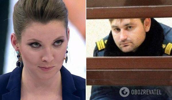 «Смотреть в СИЗО Лефортово больше нечего»: пленный украинский моряк попустил пропагандистку Скабееву