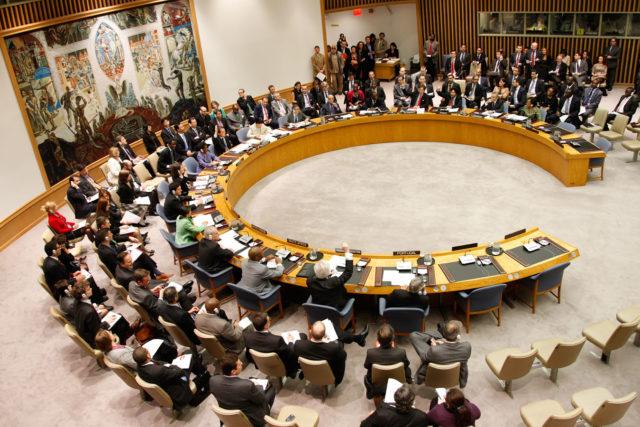 Совбез ООН собирается ради украинского закона, так хочет Россия