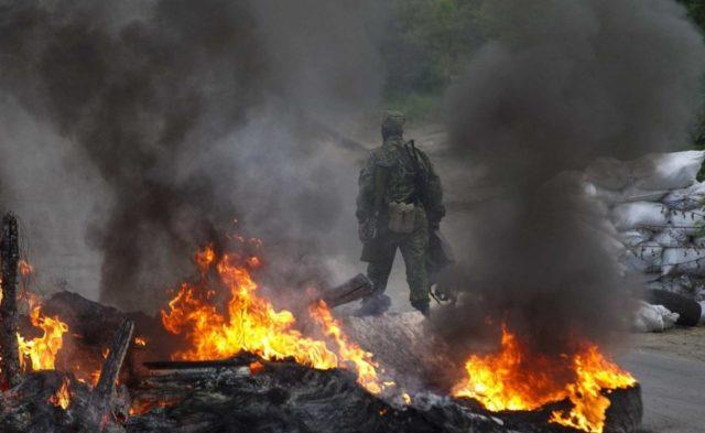 Страшный взрыв прогремел в день выборов в Украине: «погибли на месте»