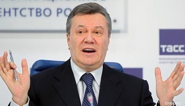 Суд ЕС отменил санкции против Януковича и его соратников