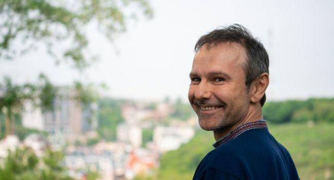 Святослав Вакарчук рассказал об освобождении Крыма