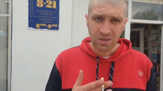 «Тв*рюка конченная»: героя АТО зверски избили за то, что он воюет против России, скандальное видео