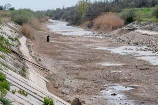 У Зеленского рассказали, могут ли восстановить поставку воды в оккупированный Крым
