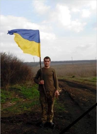 Украина потеряла защитника на Донбассе: посмотрите и запомните его глаза