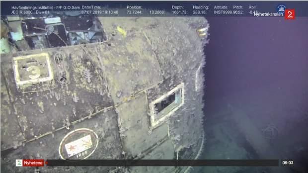 В Норвегии сделали шокирующее заявление по затонувшей советской подлодке
