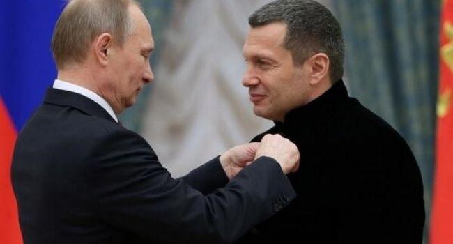 «Все самые здоровые – к нам. А с бандеровцами разберутся поляки!» Топ-пропагандист Кремля предложил Путину наглую аферу