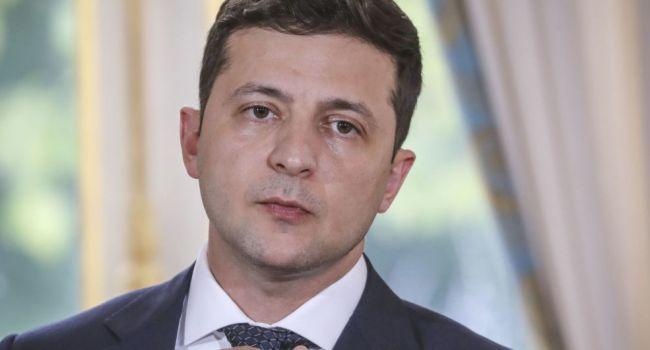 Зеленский предложил люстрировать Порошенко, Геращенко, Турчинова и Яценюка