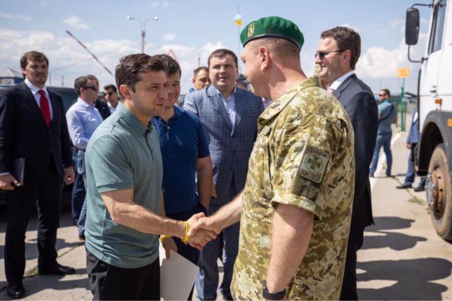 Зеленский сделал то, чего не делал Порошенко.