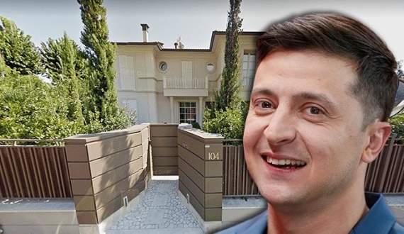 Зеленському запропонували продати віллу в Італії, щоб побудувати дорогу