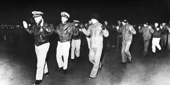 """Позор """"Пуэбло"""": как Северная Корея захватила американский корабль"""