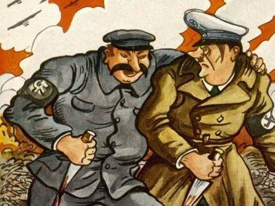 80-летию пакта Молотова-Риббентропа посвяшчается