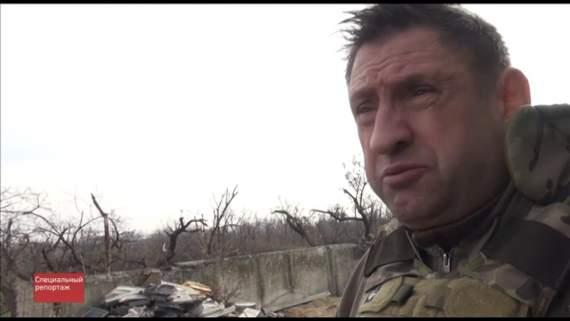 Иди отсюда, оккупант хр*нов: на Донбассе поставили на место российского пропагандиста
